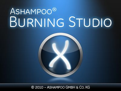 Ashampoo Burning Studio v10.0.11 k ������� ��������� ...