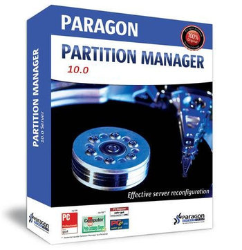 Paragon Partition Manager 10.0.8622 Special Edition Russian