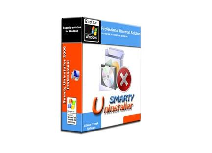 برنامج حذف البرامج من جذورها SmartyUninstaller2009Pro WINner.Tweak.Software.Smarty.Uninstaller.2009.Pro.v2.5.3