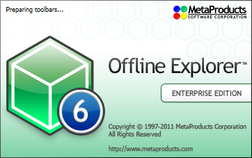 MetaProducts Offline Explorer Enterprise 6.9.4244 SR6 + Portable