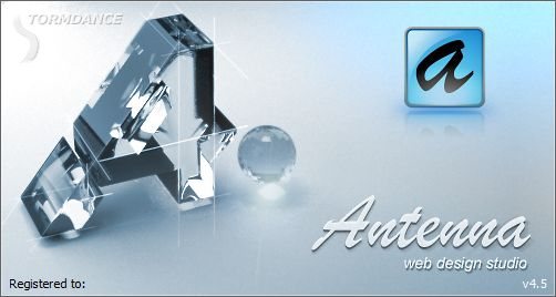 Antenna Web Design Studio v4.81 + crack