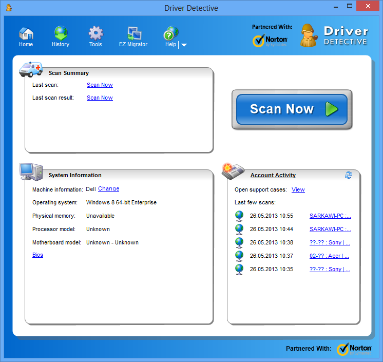 Name software download Driver.Detective.9.0.0.23.patch-MPT Developer
