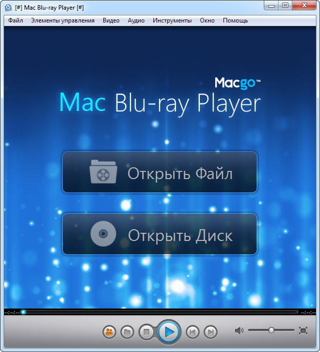 Mac Bluray Player for Windows
