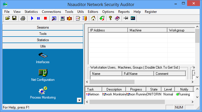 nsauditor network security auditor serial number