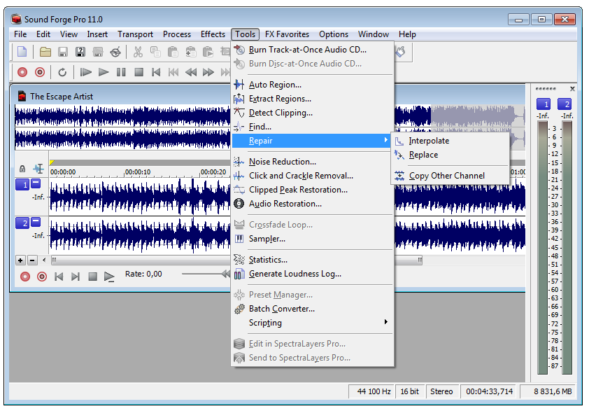 Sound Forge 7.0 Download Completo Portugues Com Serial Number