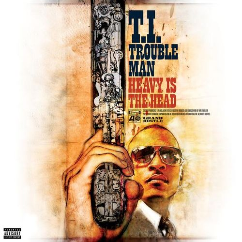 T.I. - Trouble Man Heavy is the Head 2012