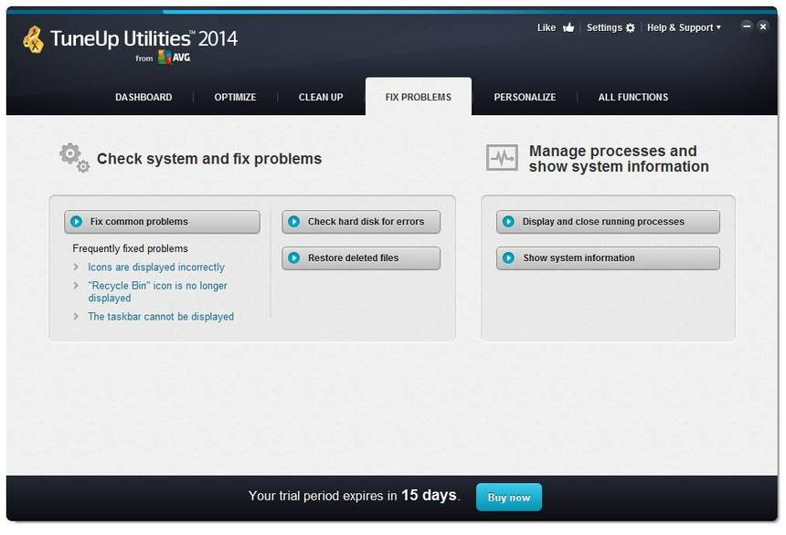 avg tuneup free trial