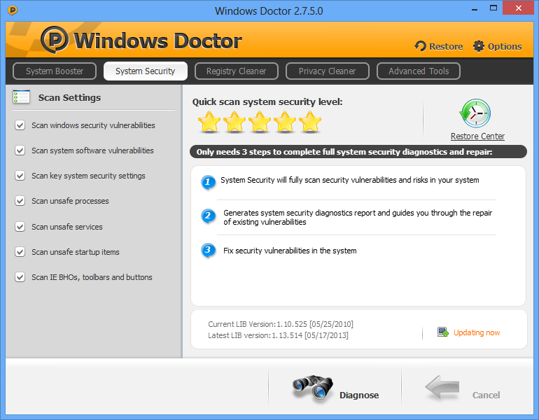 Windows doctor v2.7.2.0 portable