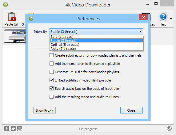 4k video downloader italiano - eb