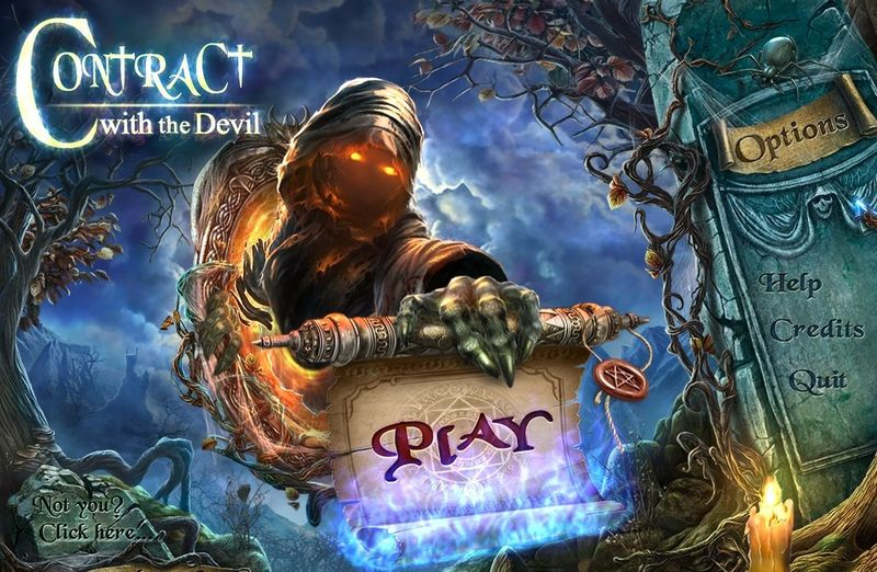 Contract with the Devil (BigFishGames/2014/beta). скачать Contract with the