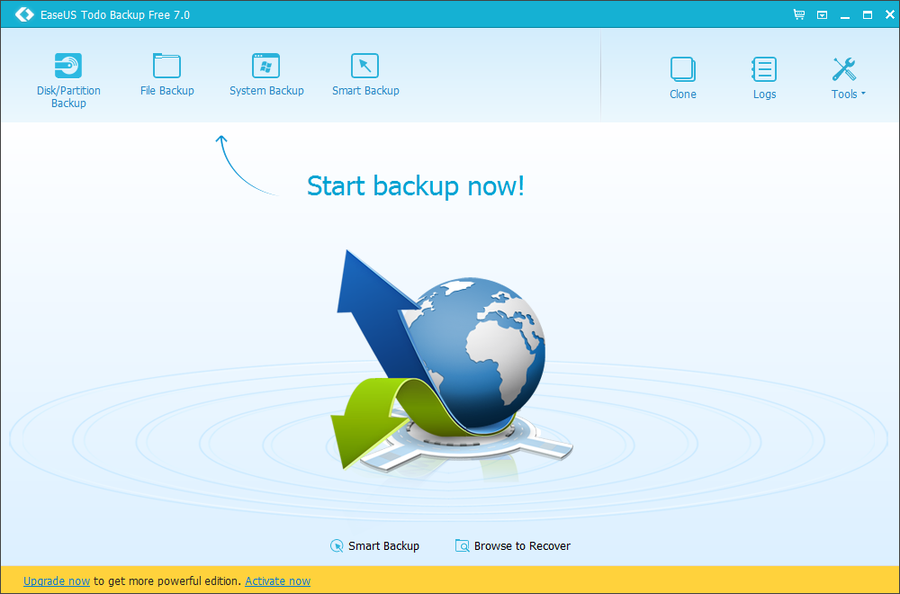 EaseUS Todo Backup Advanced Server 9.3.0.0 Key