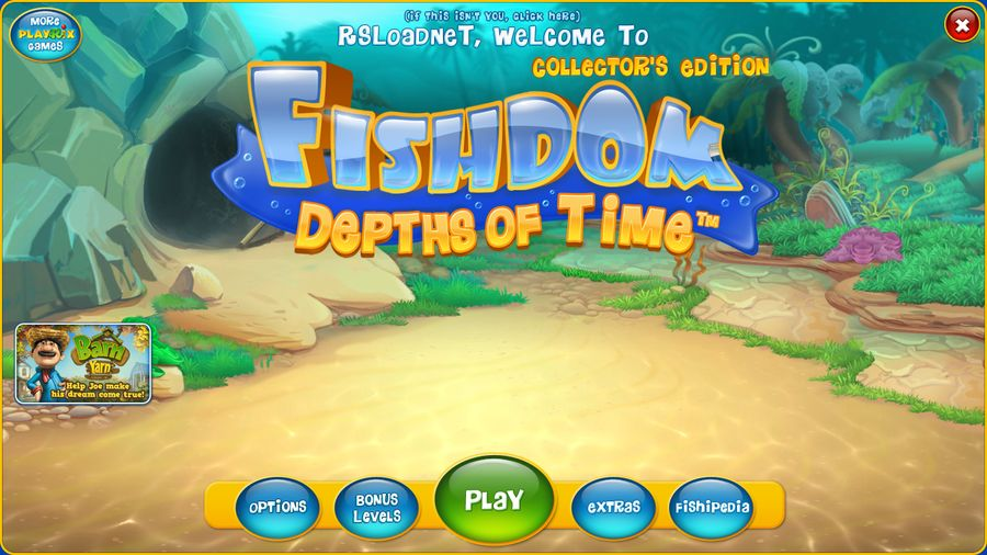 Fishdom Depths of Time