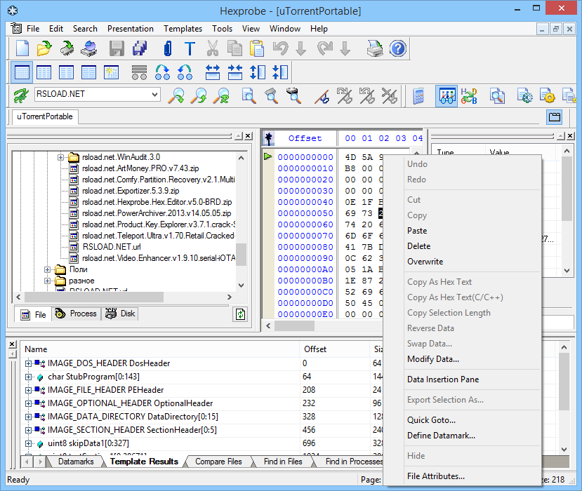 Free Hex Editor Neo: Fastest Binary File Editing Software