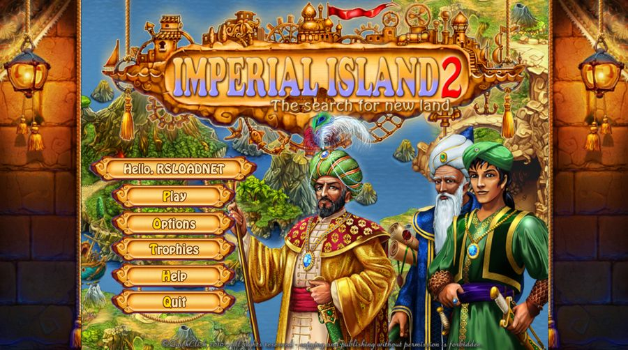 Imperial Island 2. The Search for New Land