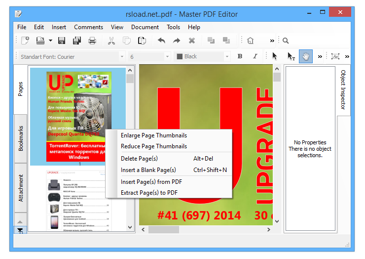 pdf editor for windows xp