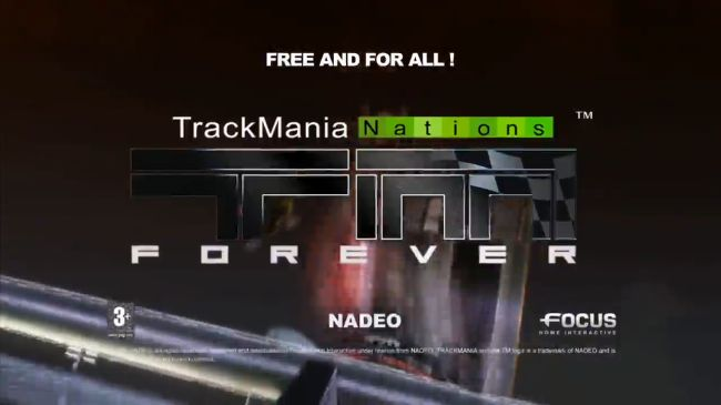 Trackmania Nations Full
