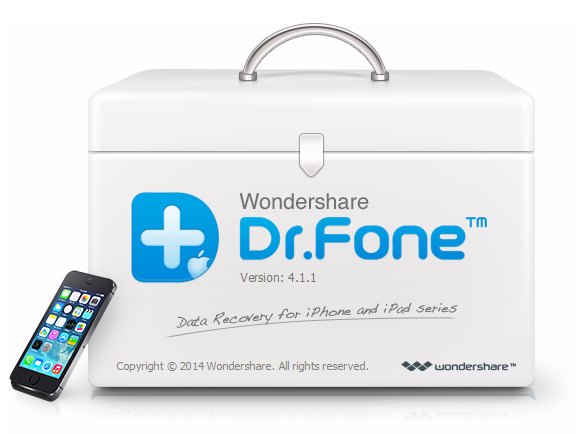Wondershare dr fone for ios 5 5 5 4