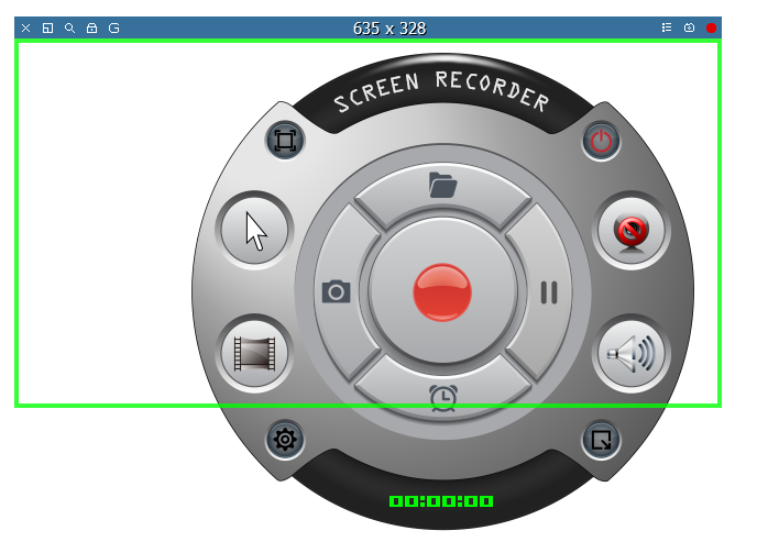 ZD Soft Screen Recorder 8.0.1.0 + Rus + Portable by CheshireCat , картинка
