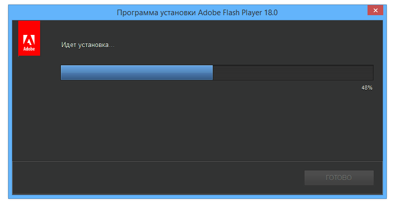 flash pleer на оперу мини: