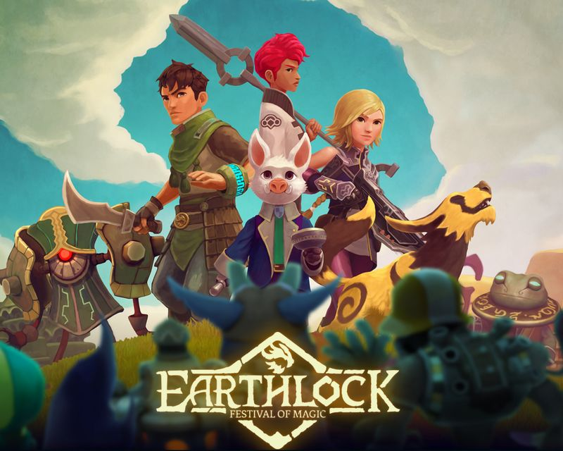 EARTHLOCK: Festival of Magic 1.2