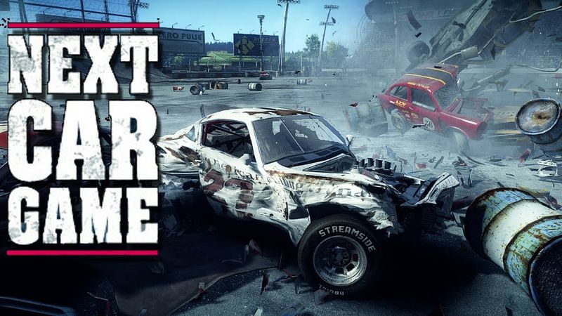 Next Car Game: Wreckfest Pre-Alpha 0.207970