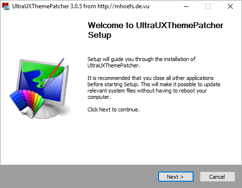 UltraUXThemePatcher