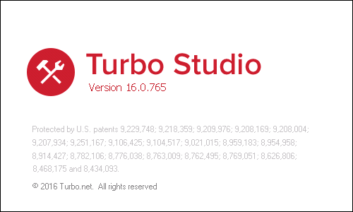 Turbo Studio 17.0.794.1