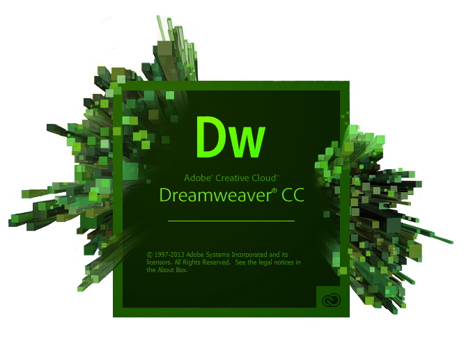 Adobe Dreamweaver CC 13.0 build 6390