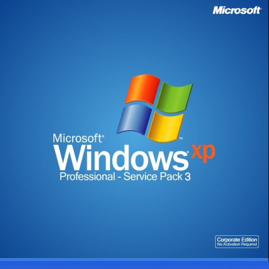 Windows XP Professional SP3 VL rus
