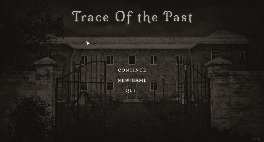 Trace of the past